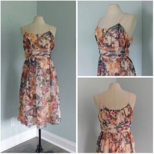 Anthropologie Dresses - NWT ~ MAEVE Sz 10 Mackenzie Floral Dress PARTY